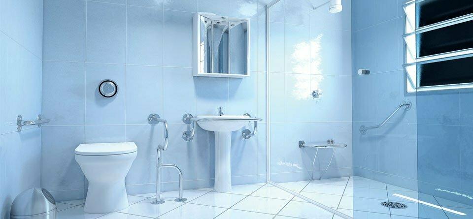 Adaptação em banheiros