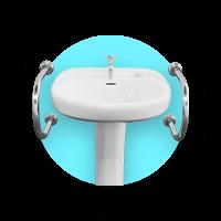 barra-para-lavatorio-centralizado-manual